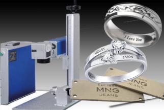 фибро лазер гравир пръстени